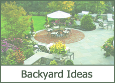 pictures backyard landscaping