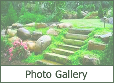 Landscaping with Rocks Photos
