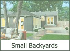 Small Backyard Design Layouts