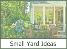 Simple Small Yard Landscaping Ideas