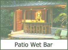 Outdoor Patio Bar Ideas