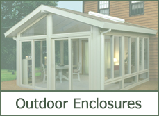 Popular Patio Enclosures