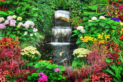 Pictures Of Flower Bed Designs Garden Ideas Flowering Gardening Plants And Photos