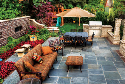 Pictures Of Simple Backyard Landscaping Designs Ideas Plans And Photos