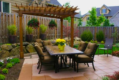 Cheap Landscaping Ideas Pictures | Front and Backyard on Affordable Backyard Landscaping Ideas id=83729