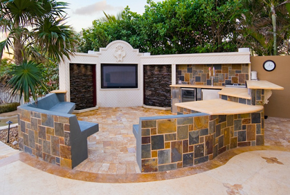Best Outdoor Patio Bar Designs Ideas Pictures And Diy Plans