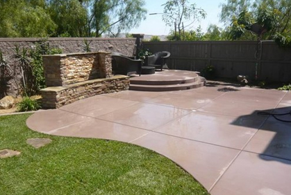 Cheap Patio Ideas on a Budget Pictures Designs Plans on Low Cost Patio Ideas id=13206